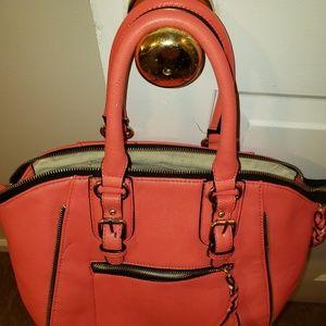 Aldo leather bag